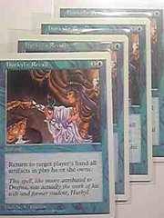 5ED)Hurkyl's Recall(英)4枚