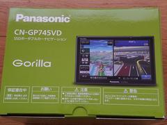 Panasonic Gorilla SSDポータブルカーナビ7V型☆新品未使用