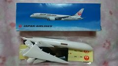 JAL �� JAPAN AIRLINES ��s�@�̖͌^ JA822J