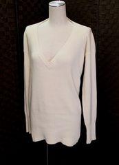 ■EGOISTエゴイスト■綿混 ゆったり ロングセーター