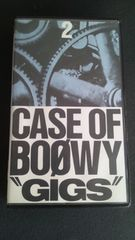 "������/�������޵�yBOOWY/""GIGS""CASE OF BOOWY�A�z�޳�!�X������"
