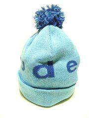 ◆BEAMS◆ビームス◆ボンボン付きニットキャップ◆ニット帽◆