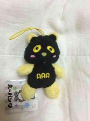 AAAブラックえ〜パンダ★黄色