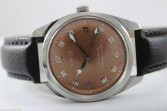 ビンテージ /オリスORIS /手巻き腕時計●/スイス製/132