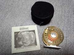 未使用品スミスマリエットフライリールSMITHMARRYAT  MR7.5A
