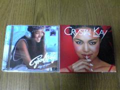 クリスタル・ケイCD2枚セット CRYSTAL KAY