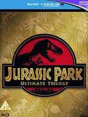 ジュラシックパーク トリロジー 1,2,3 Blu-ray