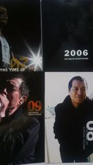 矢沢永吉 THE TIME OF EIKICHI YAZAWA 2006-2009 4冊