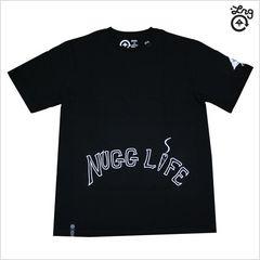 即決新品LRG Tシャツ2XL◆黒ストリートB系マリファナレゲエ2015