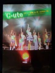 ℃-ute 中古写真集    デビュー単独コンサート2007春
