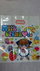 ミルククラウンラヴァーズ(水都あくあ)スマートバッグ2002年少女コミック付録 新品