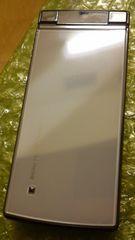 auケータイSH004ジャスミンホワイト新品同様レベルSHARP