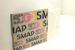 【安!】SMAP SHOP限定CD「50(GO) GO SMAP」