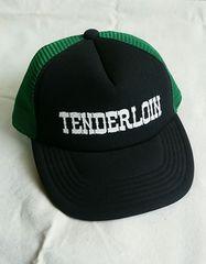 美品・TENDERLOIN・テンダーロイン・メッシュキャップ