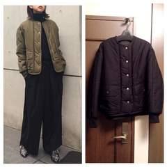 2016AW今期新品FLORENTフローレント☆ミリタリーブルゾンコート