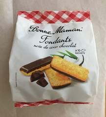 フランス☆ボンヌママン ココナッツ フィナンシェ チョコレート