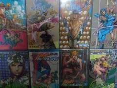 ジョジョの奇妙な冒険 フルセット全巻 スティール リオン 全117巻