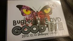 "BugLug「2012.12.13""GOOD BYE""」DVD/バグラグ"