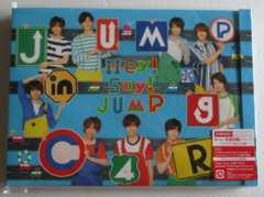 Hey! Say! JUMP JUMPing CAR �������ՂQ CD+DVD �сE�ޯ�گĕt