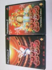 ■PS2ブラボーミュージック&クリスマスエディションセット■プレイステーション2音楽リズムゲーム