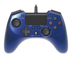 新品即決 ホリパッドFPSプラス for PS4 ブルー コントローラ 送料無料