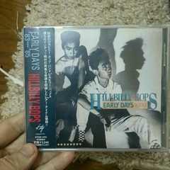 ヒルビリーバップス ロカビリー CD アルバム クリームソーダ