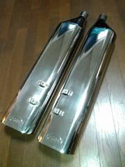 ハーレーダビッドソンツーリング用S&Sオーバルマフラー