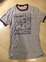 DSQUARED2 ディースク ツインズTシャツ M グレー