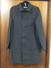 ジャーナルスタンダード☆ブラウン☆綿×ウールのコート