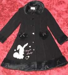 Angelic pretty コート 黒