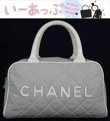 ◆美品!シャネルスポーツ ミニボストン ハンドバッグ e600