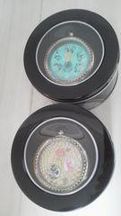 即決ディズニーアリスインワンダーランド プレミアム懐中時計 2種類セット 非売品
