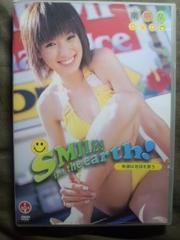 南明奈中古DVD・SMILES save the earth!