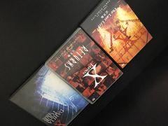 4292 XJAPAN DVD まとめて 3種