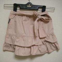 コムサイズム デザイン スカート 90cm