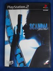 PS2 �X�L�����_�� SCANDAL/���h��DVD
