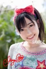 【送料無料】AKB48渡辺麻友 写真5枚セット<サイン入> 30