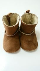 baby Gap茶色ブーツ10cm