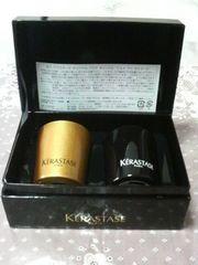 新品・未使用・非売品◆KERASTASE◆限定・アロマキャンドル
