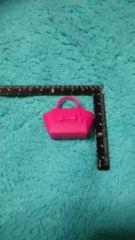 ドール用トートバッグ 濃いピンク ジェニー リカちゃん