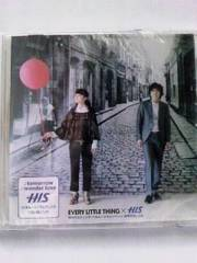 EVERY LITTLE THING×H.I.S SPECIAL CD 非売品 未開封