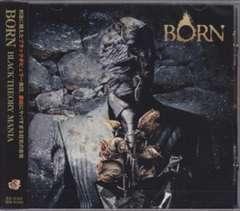 ◆BORN 【BLACK THEORY MANIA】 CD 新品