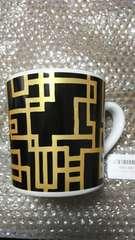 布袋寅泰 35周年記念 マグカップ 黒×金 新品未開封 BOOWY