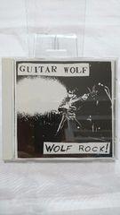 美品CD!! ウルフ ロック! / ギターウルフ 付属品全てあり