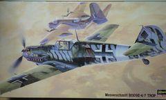 1/48 ʾ��� �‹�R ү����Я� Bf109E-4/7 TR0P