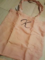 Francfranc ジルフラットトートバッグ K ピンク
