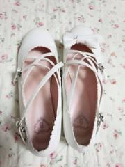 BABY☆白い靴