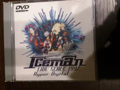 Iceman「LIVE SCALE 1997 Hyper Digital」DVD/浅倉大介 access