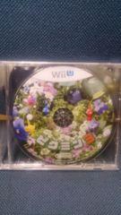 WiiU ピクミン3 ディスクのみ 中古即決