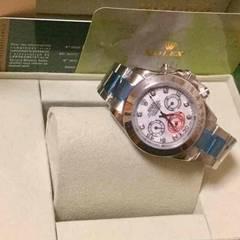新品ロレックス デイトナ 116509NG 8Pダイヤピンクシェル 超美品